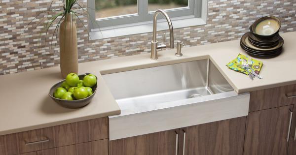 ELKAY Stainless Steel Kitchen Sinks Faucets Cabinets Bottle