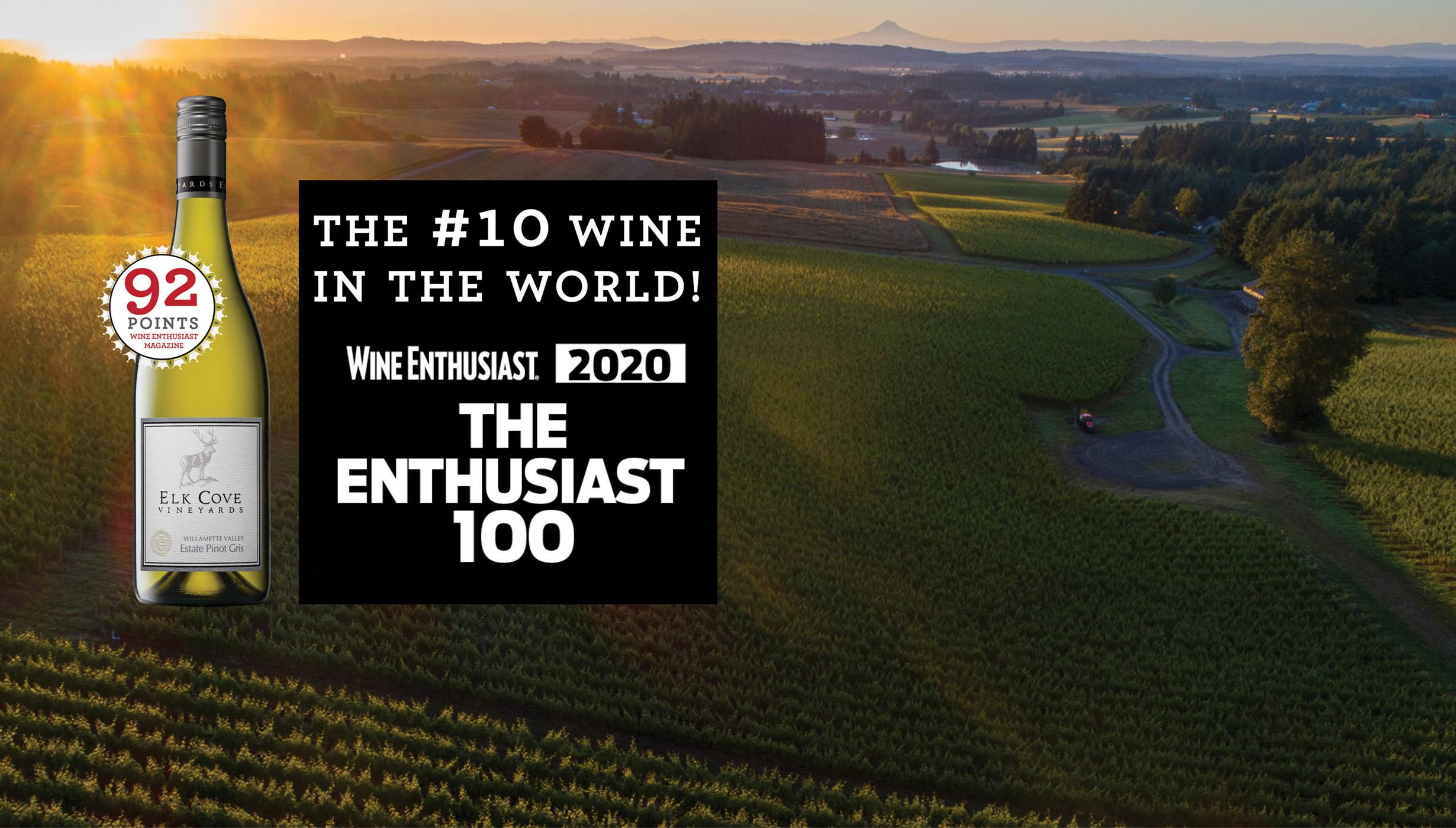 <p>On this year's Top 100 Wines list!</p> <p><a title=