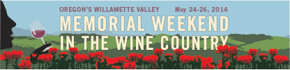 Memorial Weekend in Wine Country 2014