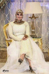 مصممة الأزياء المبدعة حنا أغا