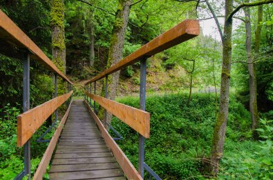 Brücke am Katzenloch