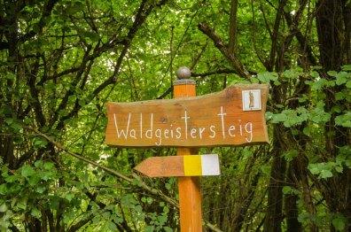 Waldgeistersteig