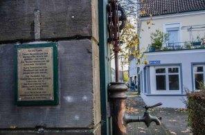 Ein Brunnen aus dem Mittelalter