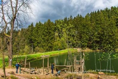 Wasserspielplatz am Liebesbankweg