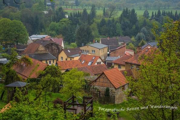 Blick auf Stecklenberg