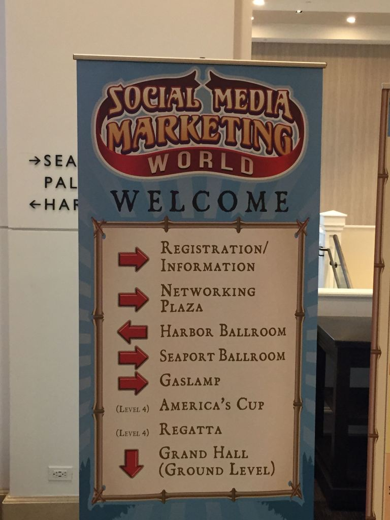 Welcome to Social Media Marketing World 2015