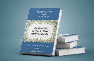 Zazzle Diamond ProSeller, Elke Clarke, shares some of her inside tips on how to make money on Zazzle.