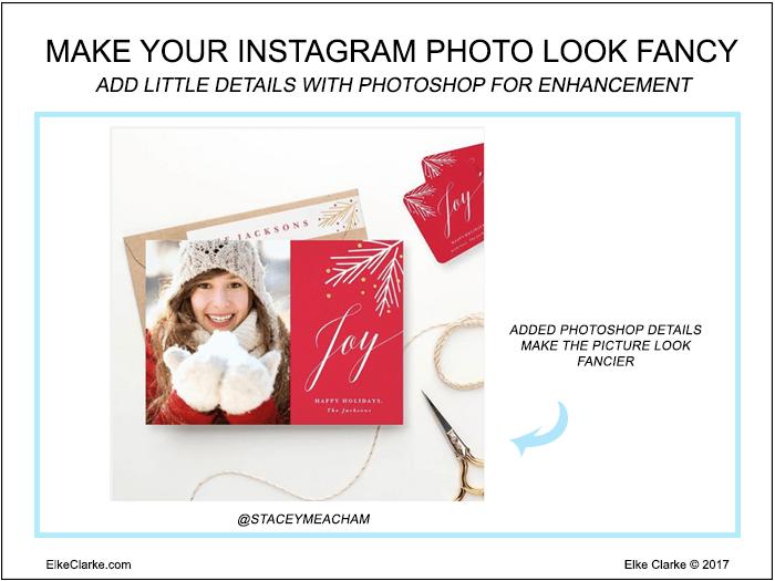 Make Your Instagram Photo Look Fancy