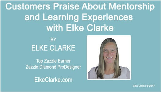 Customers Praise About Mentorship and Learning Experiences with Elke Clarke