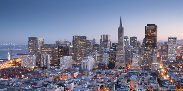 San-francisco-skyline Elke & Merchant Llp