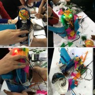 Hummingbird group activity at EduTech 2016