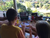 Makey Makey with a view!