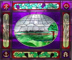 Prayer room windows 4x5