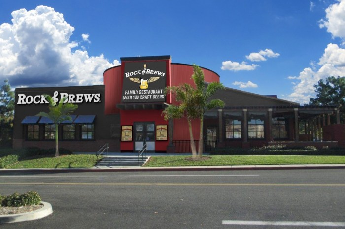 Rock & Brews - Corona California