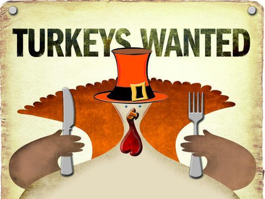 Turkeys Needed