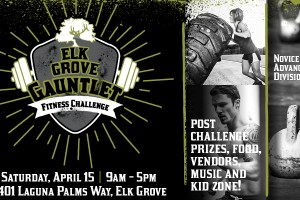 Elk Grove Gauntlet Throw Down!