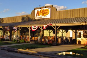 Cracker Barrel Coming to Area