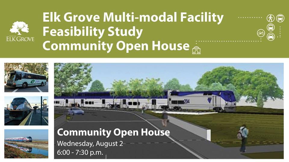 Multi-Modal Facility Open House