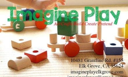 Imagine Play Grand Opening October 22 In Elk Grove!!