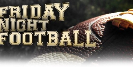 Friday Night High School Football Schedule