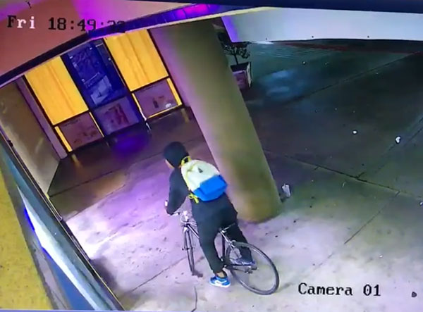 Help Find Teen Who Stole From Taste of Angkor