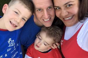 Elk Grove Toddler With Tay-Sachs Needs People To Hike For Cure