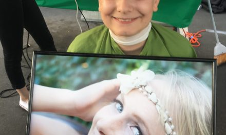 5th Annual St Baldrick's Event On March 22 & Owen's Story