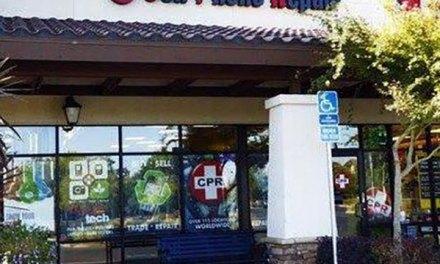CPR Cell Phone Repair In Elk Grove Closes & Owner Will Not Honor Warranties
