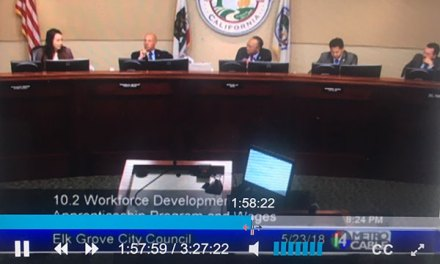 Contractors Angry Over Apprenticeship Programs Proposed By Mayor Ly; Two Ad Hoc Committees Formed