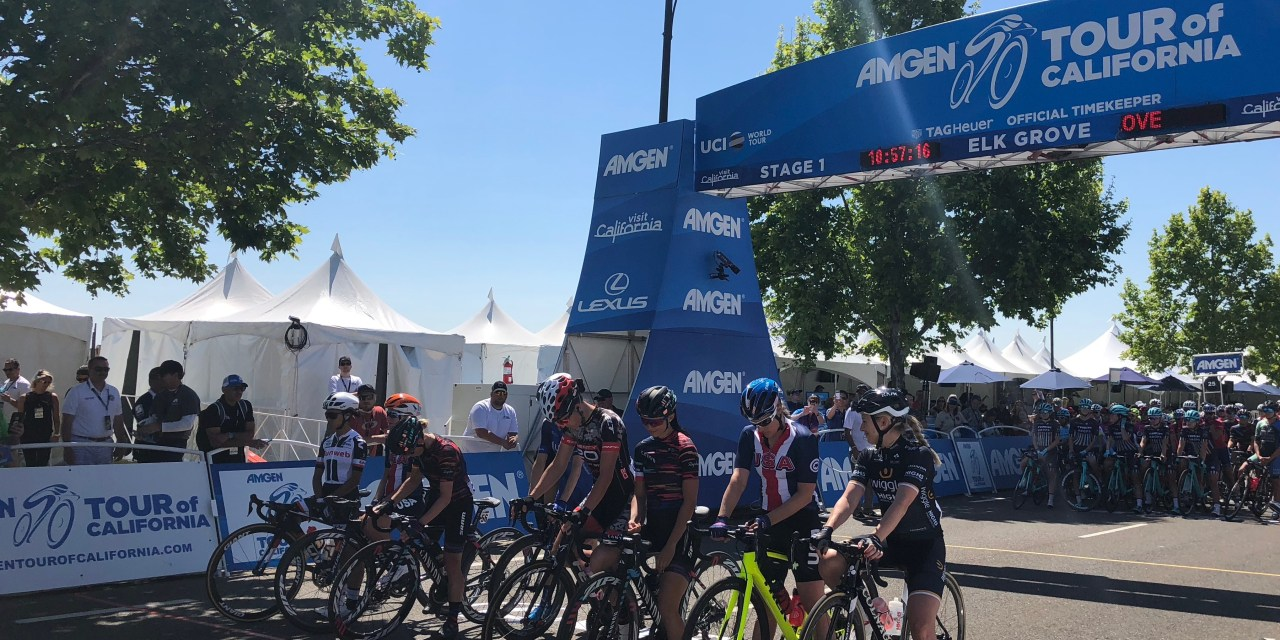 Amgen Race And Lifestyle Festival In Elk Grove