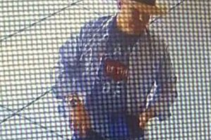 Golden 1 Bank Robbery Suspect