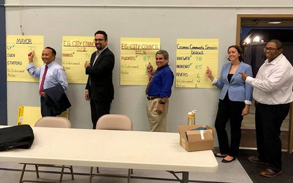 Elk Grove – South County Democratic Club Endorses Candidates For This Fall's Election