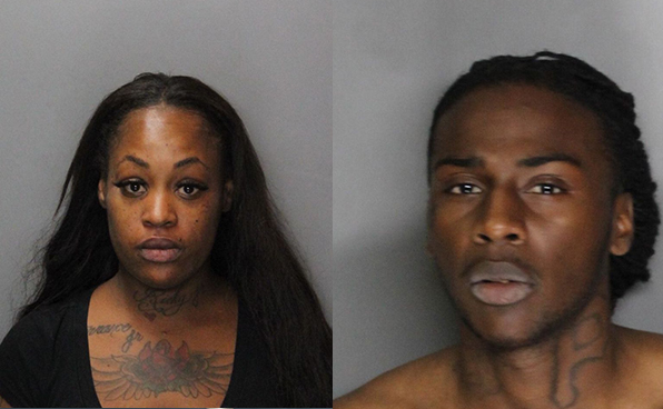 2 Suspects Arrested After Robbing A Necklace