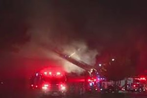 Macaroni Grill Damaged In Early Morning Fire In Elk Grove