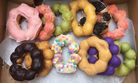 Sweet Dozen Celebrates 10 Year Anniversary & Scores With New Dochis Mochi Donuts!