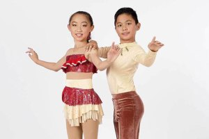 Local Elementary School Roller Skating Pair Win Second Place At U.S. National Championships