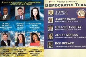 Local Political Candidates Form Alliances