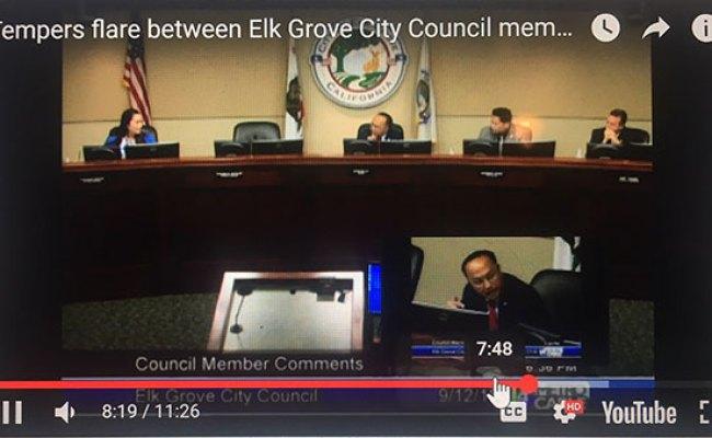 Elk Grove City Council March 24 2021 - YoSocial