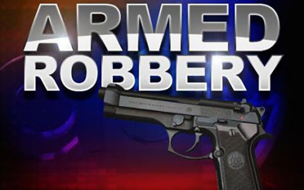 Pedestrian Robbed At Gunpoint