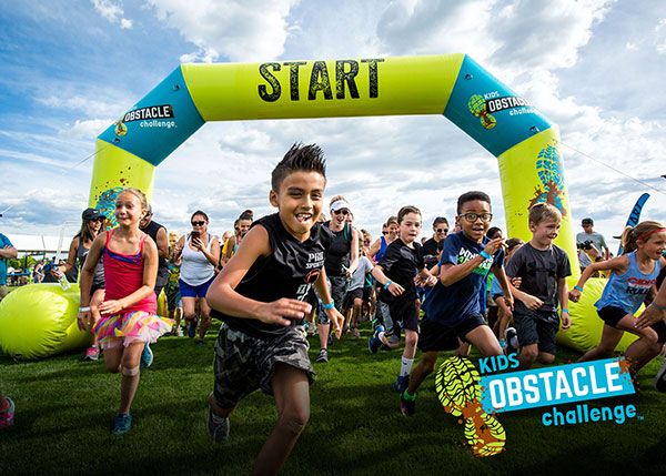 Subaru Kids Obstacle Challenge Coming To Sacramento October 27