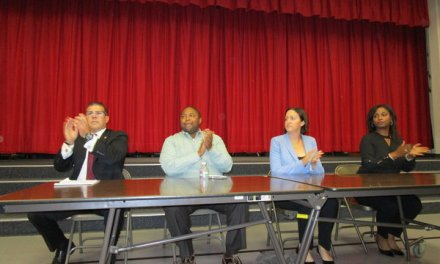 Elk Grove Residents Meet Local Political Candidates At Neighborhood Forum