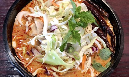 Green Papaya Restaurant Opens In Sacramento