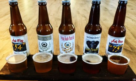 Asian Brothers Brewing Company Offers Asian Craft Beers