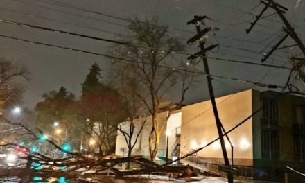 Widespread Power Outages Caused By Storm Affect Over 100,000 Sacramento County Residents