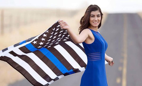 "Slain Davis Police Officer Natalie Corona Remembered As A ""Bright Light"""