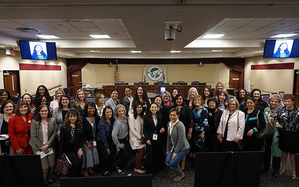 Women's History Month Reception Honors Local Influential & Inspirational Women