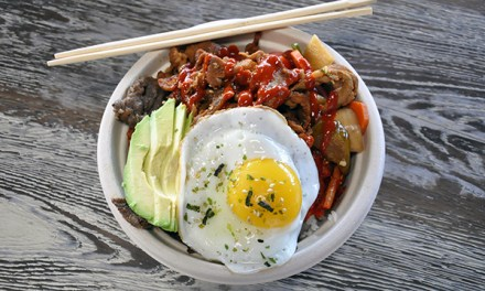 Mixed Noodle Bar Holds Soft Opening