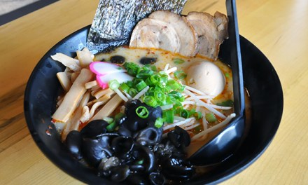 Koshi Ramen Bar Opens at Delta Shores