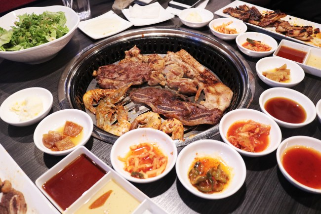 GEN Korean BBQ House Opens In Arden