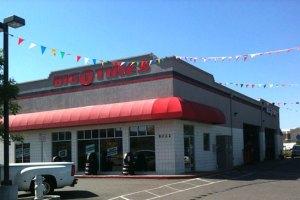 Break Check Turns To Joy Ride; One Employee Fired